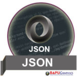 JSON course hindi icons